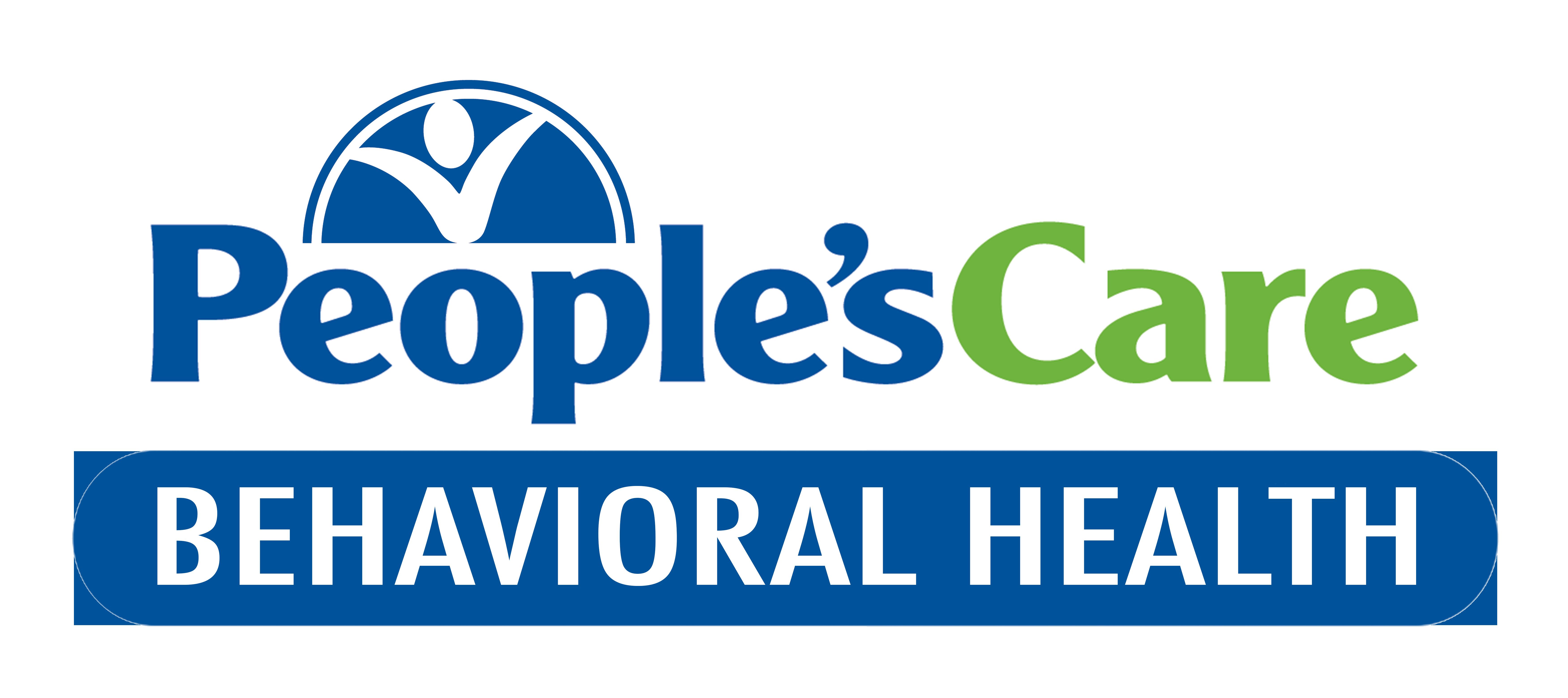People's Care Behavioral Health Logo
